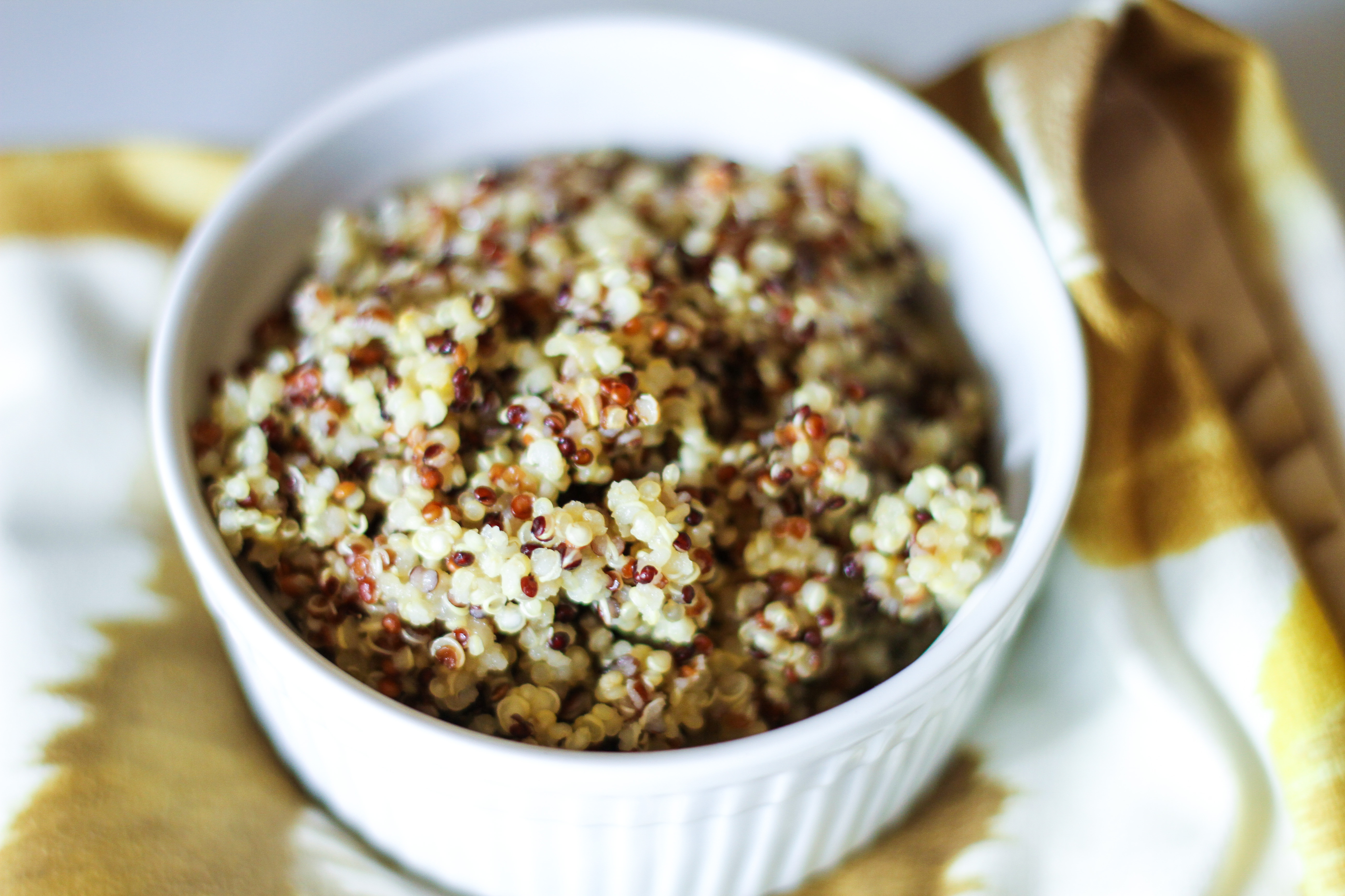How To Cook Perfect Quinoa. And Baby Stuff. And Other ...