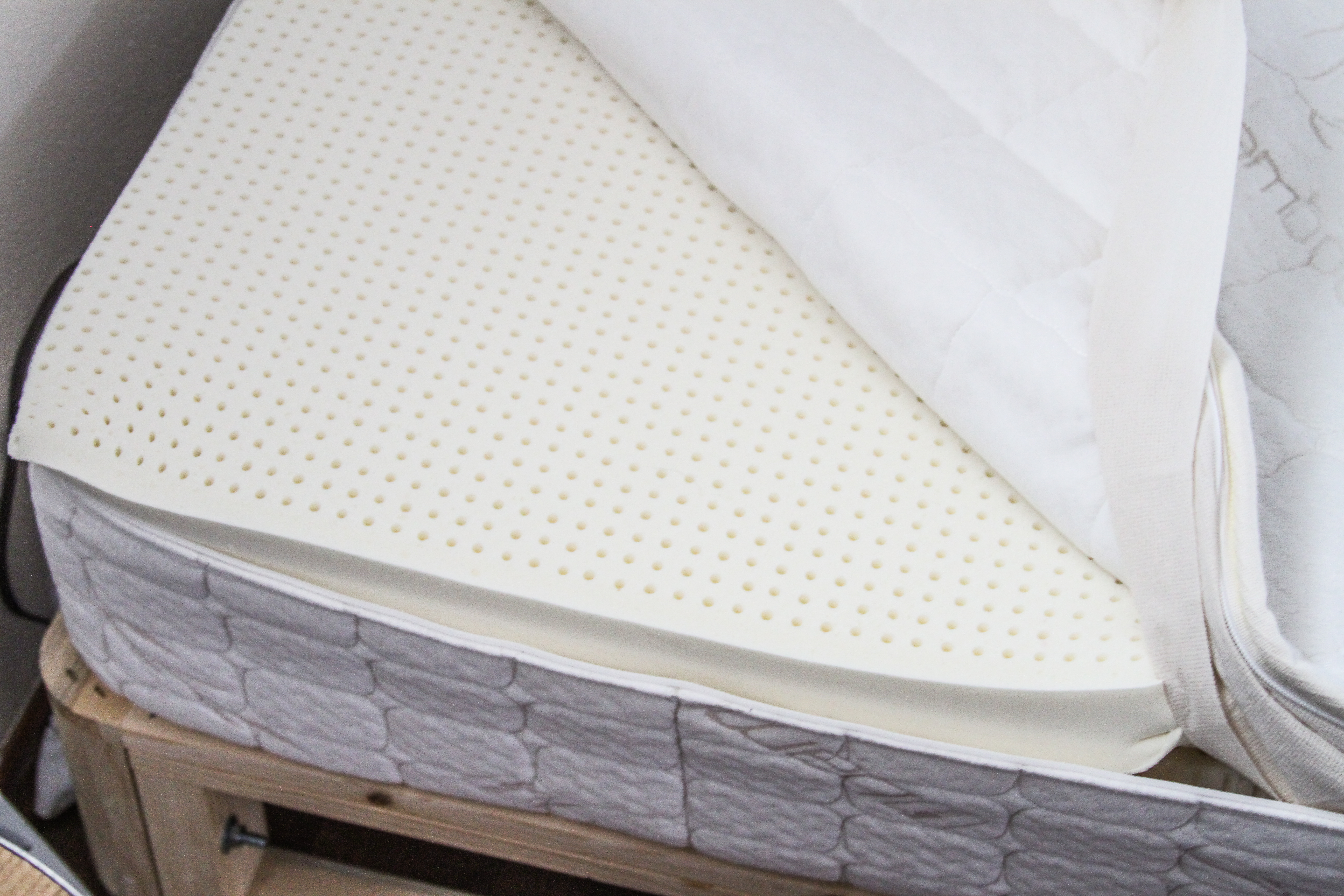 "Where To Buy 4"" TWIN SIZE COMFORT SELECT 5.5 MEMORY FOAM MATTRESS PAD BED TOPPER"